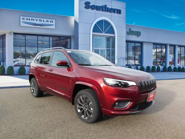 New 2019 Jeep Cherokee HIGH ALTITUDE 4X4 Sport Utility in Chesapeake
