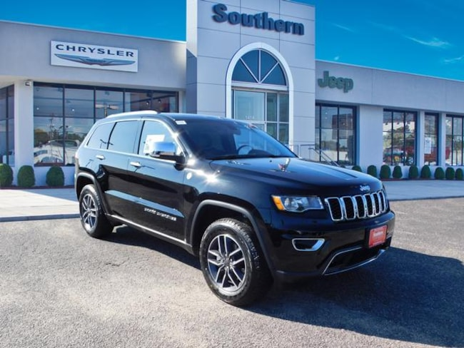 New 2019 Jeep Grand Cherokee LIMITED 4X4 Sport Utility in Chesapeake