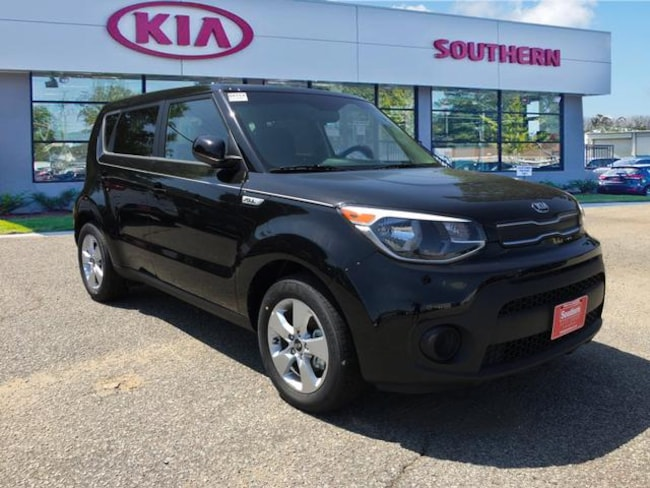 New 2018 Kia Soul Base Wagon in Virginia Beach