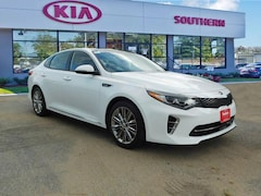 2017 Kia Optima SX Limited Sedan
