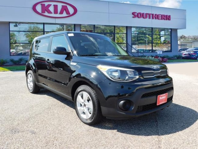 New 2019 Kia Soul Base Wagon in Virginia Beach