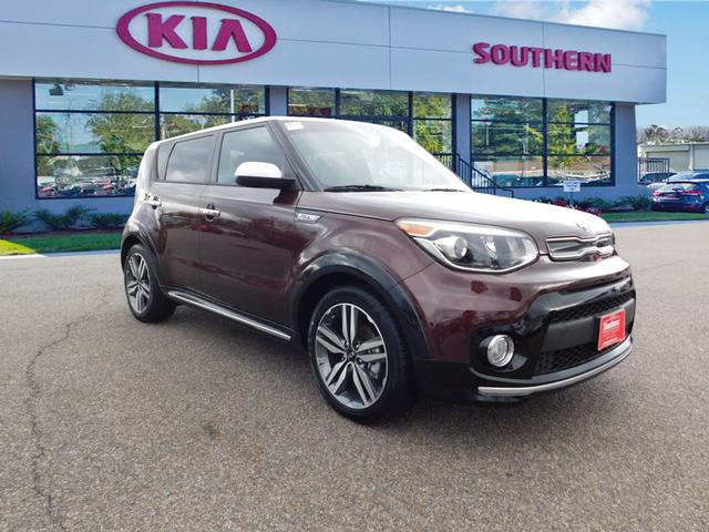 2017 Kia Soul Plus Wagon
