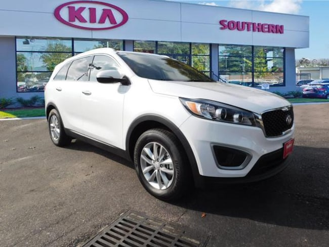 New 2018 Kia Sorento LX SUV in Virginia Beach
