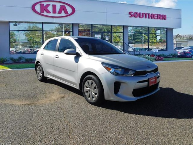 New 2018 Kia Rio S Hatchback in Virginia Beach