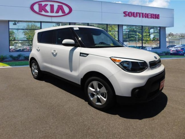New 2017 Kia Soul Base Wagon