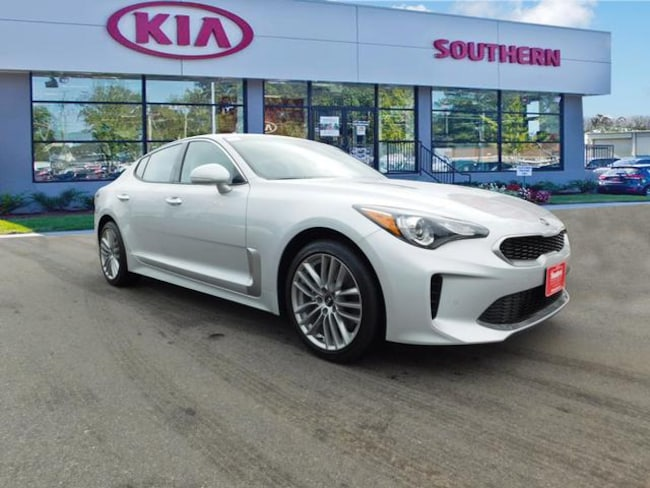 New 2018 Kia Stinger Base Hatchback in Virginia Beach