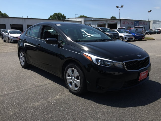 New 2018 Kia Forte LX Sedan in Chesapeake