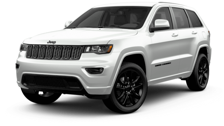 2019 Jeep Grand Cherokee Altitude Bright White