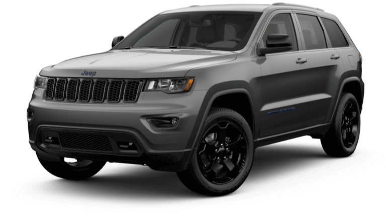 2019 Jeep Grand Cherokee Upland Sting Grey