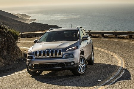 Jeep Cherokee Interior Review | Cargo Space, Color Options