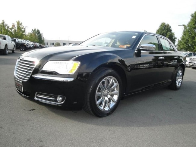 2013 Chrysler 300C 300C Sedan