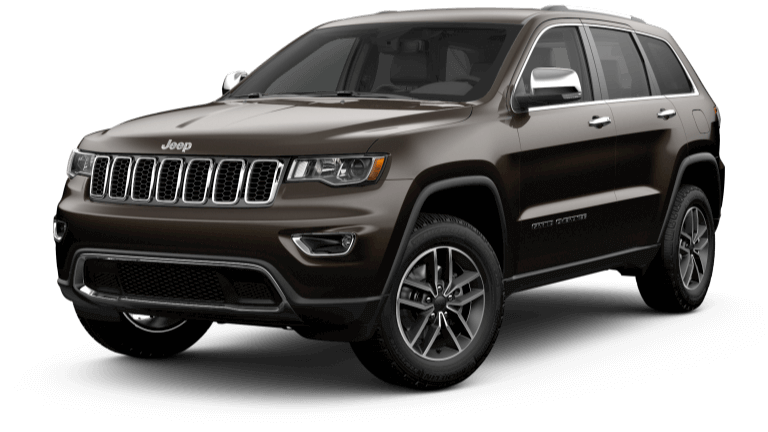 2019 Jeep Grand Cherokee Limited in Walnut Brown