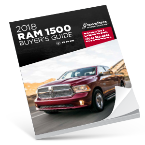guide to 2018 ram 1500 lewisburg wv greenbrier motor co