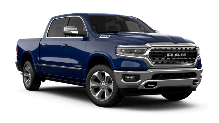 2019 Ram 1500 Limited Patriot Blue