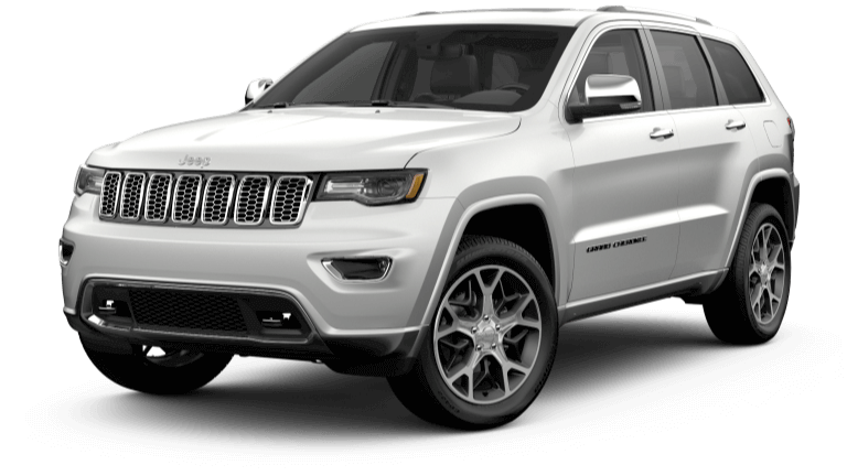 2019 Jeep Grand Cherokee Overland Ivory