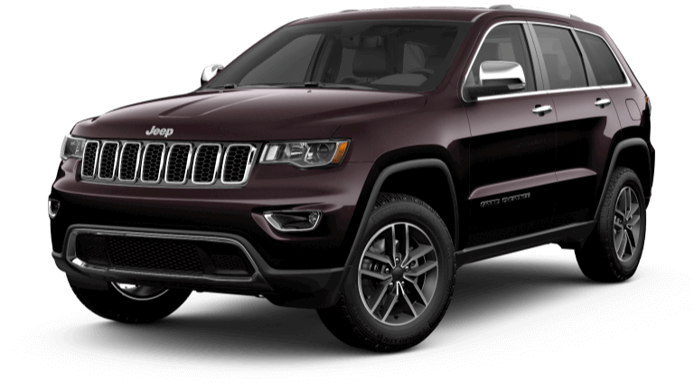 2019 Jeep Grand Cherokee Limited Sangria