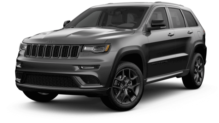 2019 Jeep Grand Cherokee Limited X Granite