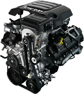 5.7L HEMI® V8 Engine with eTorque