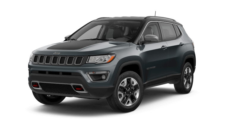 2019 Jeep Compass TrailHawk Granite Crystal
