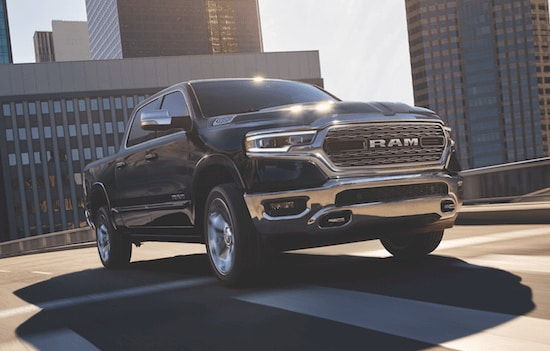 Ram 1500 City Driving