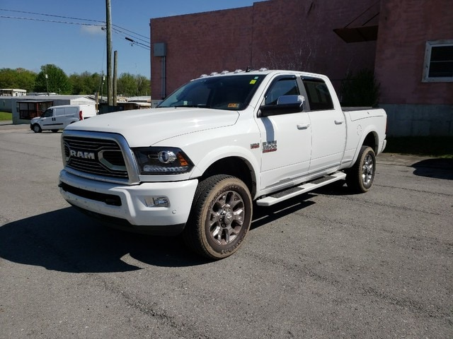 2018 Ram 2500 Limited Truck Crew Cab