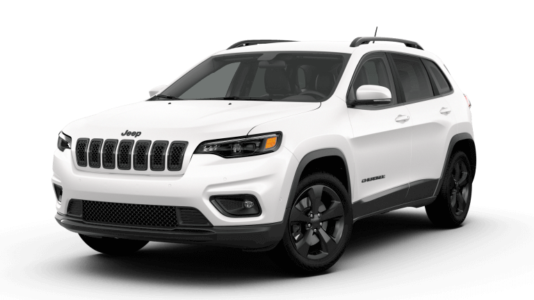 2019 Jeep Cherokee Upland Pearl White