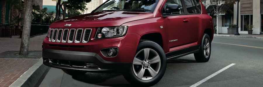 Jeep Compass Interior Review Lewisburg WV | Greenbrier Motor Company