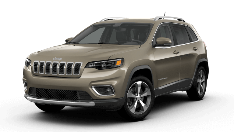 2019 Jeep Cherokee Limited Light Brownstone