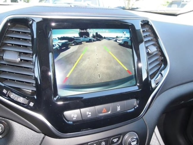 2019 Jeep Cherokee Rearview Reverse Safety Camera