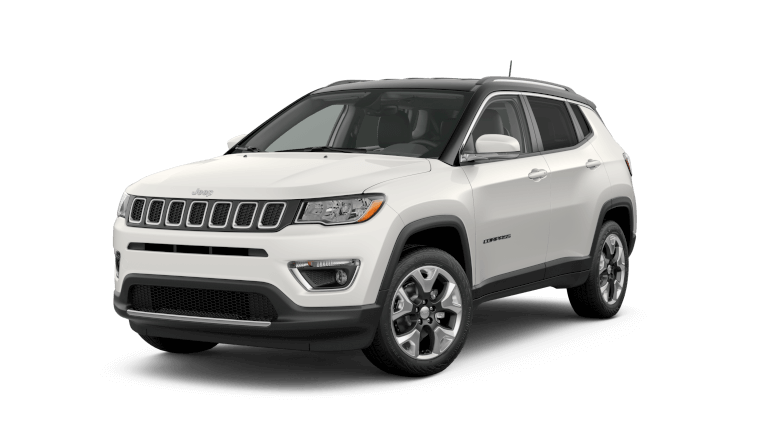 2019 Jeep Compass Limited White