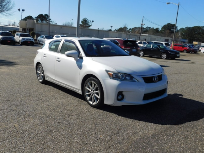 2012 LEXUS CT 200h 200h Hatchback