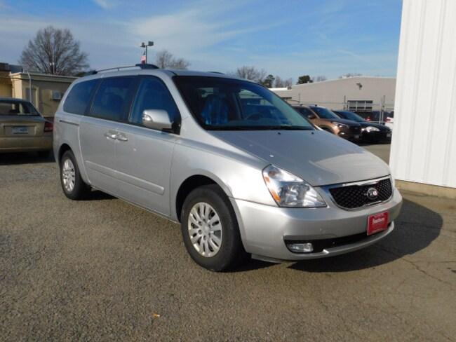 Used 2014 Kia Sedona LX LX  Mini-Van LWB