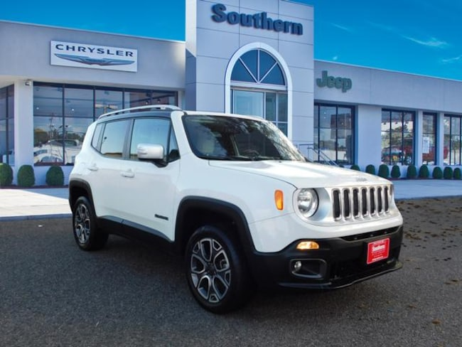 2016 Jeep Renegade Limited 4x4 Limited  SUV