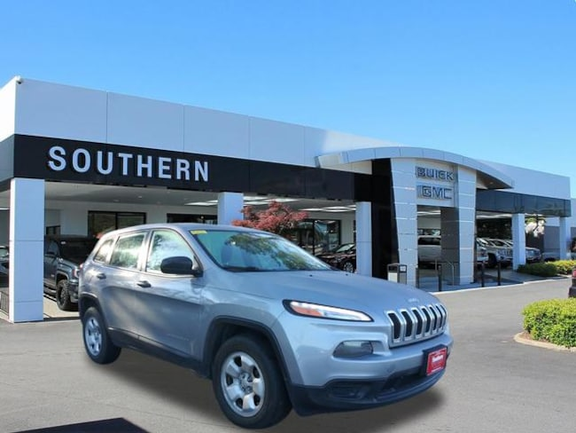 Used 2015 Jeep Cherokee For Sale At Pre Owned Car Truck