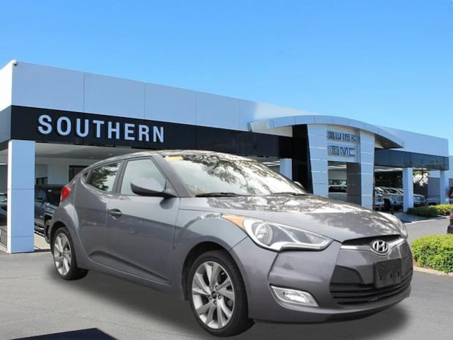 2017 Hyundai Veloster Coupe DCT w/Black Seats