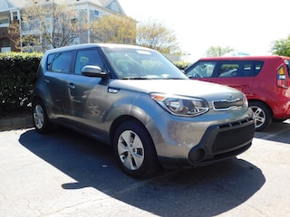 2015 Kia Soul Base Crossover 6A