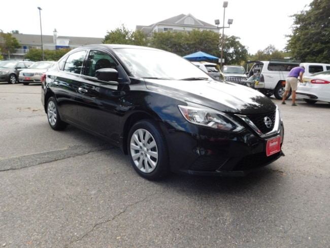 Used 2017 Nissan Sentra S S  Sedan CVT in Virginia