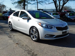 Used 2015 Kia Forte EX EX  Sedan Chesapeake