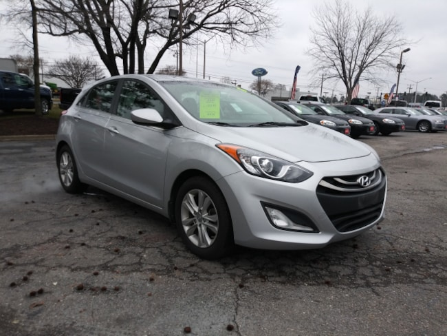 Used 2013 Hyundai Elantra GT Hatchback 6A in Norfolk