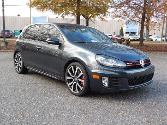 2014 Volkswagen GTI Drivers Edition Pzev Drivers Edition PZEV  Hatchback 6A