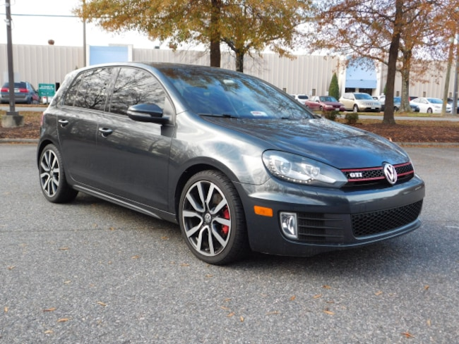 2014 Volkswagen GTI Drivers Edition PZEV  Hatchback 6A