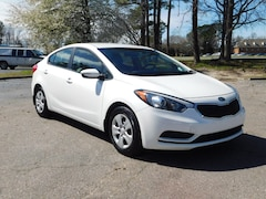 Used 2016 Kia Forte LX LX  Sedan 6A Chesapeake