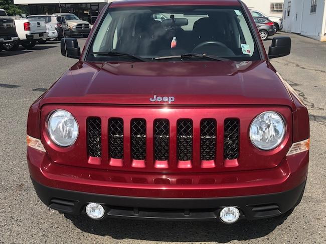 2012 Jeep Patriot 4 Door