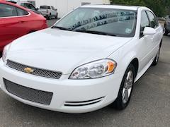 2014 Chevrolet Impala Limited Avant