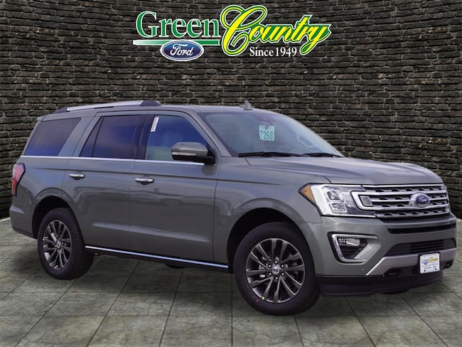 New 2019 Ford Expedition Limited SUV for Sale/Lease Vinita, OK