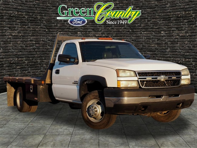used 2006 Chevrolet Silverado 3500 Truck Regular Cab for sale Vinita, OK