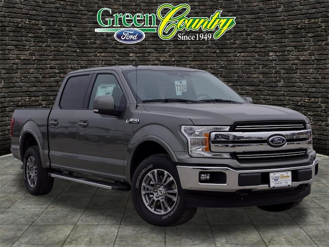 New 2019 Ford F-150 Lariat Truck SuperCrew Cab for Sale/Lease Vinita, OK