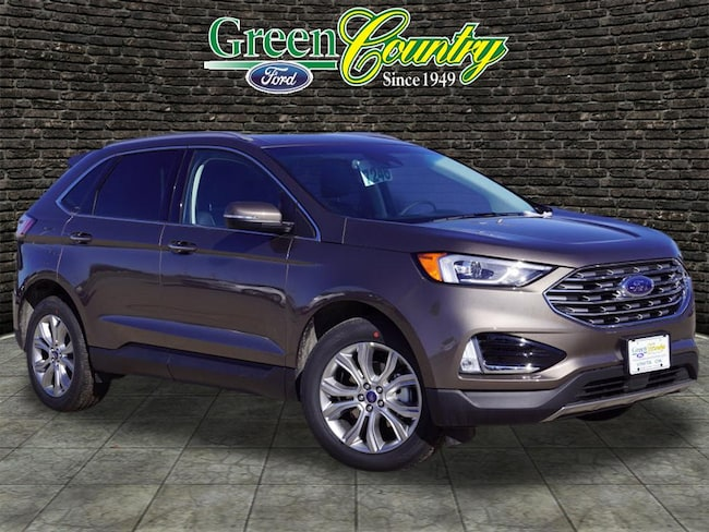 New 2019 Ford Edge Titanium SUV for Sale/Lease Vinita, OK