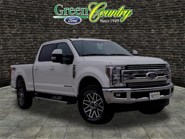 New 2019 Ford F-250 Lariat Truck Crew Cab for Sale/Lease Vinita, OK