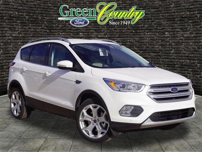 New 2019 Ford Escape Titanium SUV for Sale/Lease Vinita, OK